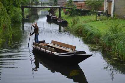 Le bacôve, bateau des maraîchers