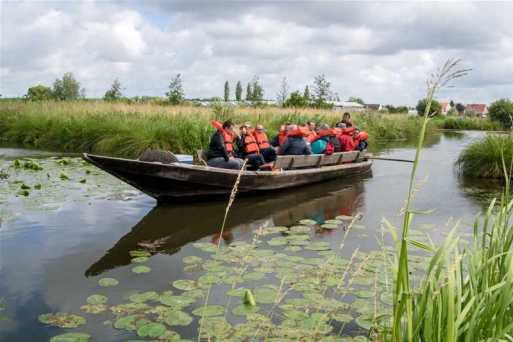 Tourisme dans le marais audomarois