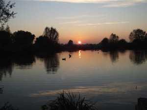 Marais de Saint-Omer la nuit