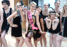 Danse Charleston EVJF les feetardes