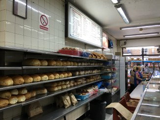 The shop Beigel Bake