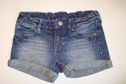 Short en jean