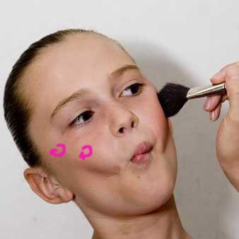 Comment appliquer son blush ?