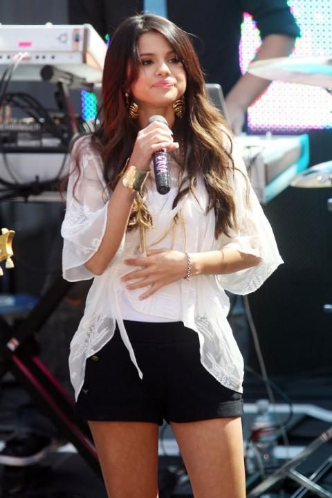 Selena Gomez enceinte ?