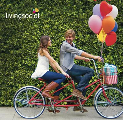 LivingSocial fête la Saint Valentin !