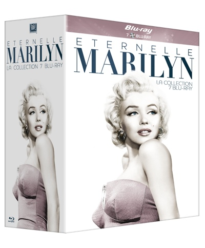 Marilyn Coffret Blu-Ray