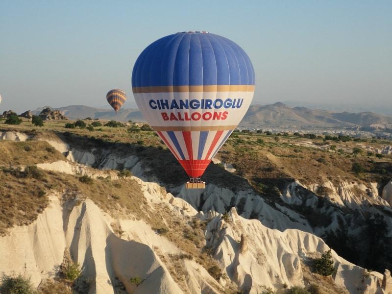 Cihangir Balloons – Montgolfière en Cappadoce, Turquie