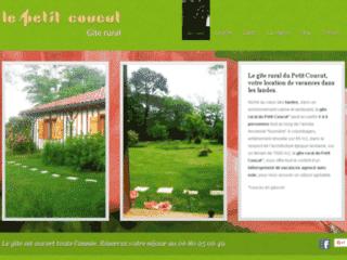 Gîte rural le Petit Coucut : location de vacances dans les Landes