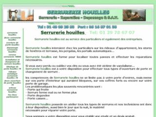 Sollicitez nos artisans serruriers à Houilles (78)