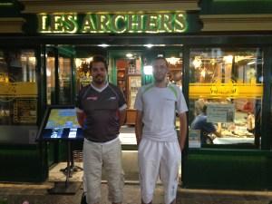 restaurant 'Les Archers' Grenoble