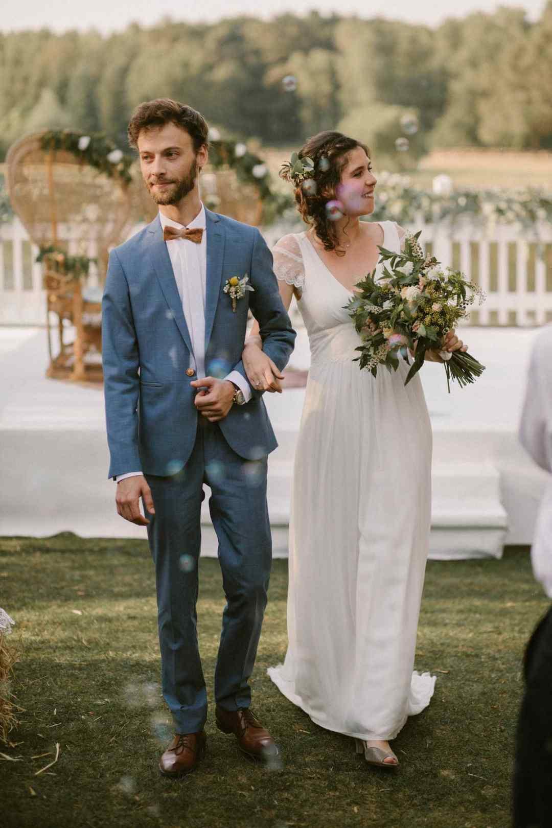 bouquet-mariee-boutonniere-vegetale-mariage