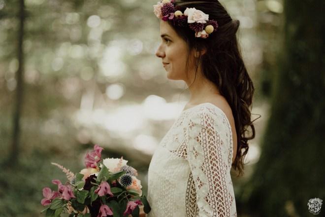 couronne-fleurs-bouquet-mariage