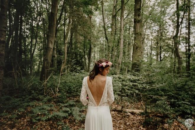 couronne-fleurs-marie-bouquet-mariage
