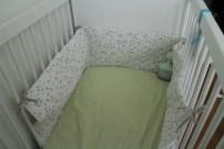le tour de lit de Gustave