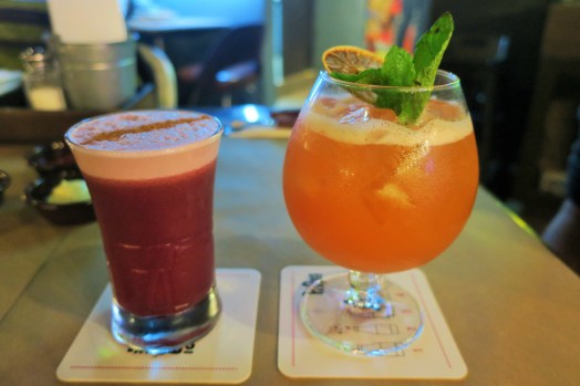 Pisco cocktails