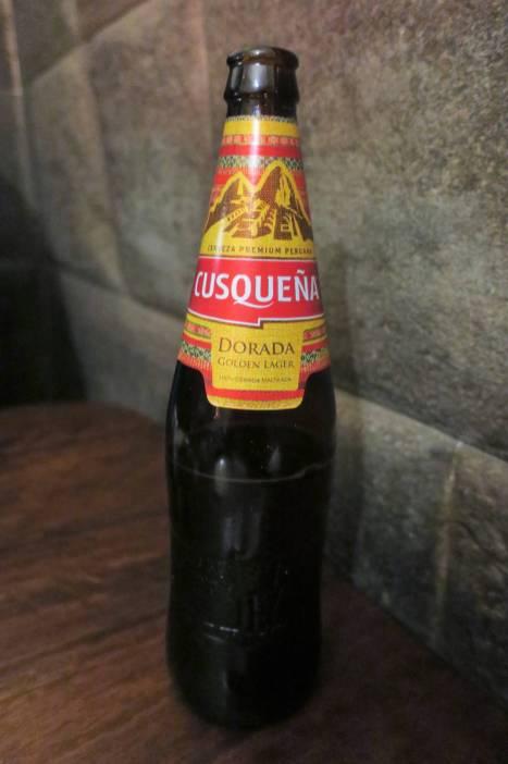 Bière Cusqueña
