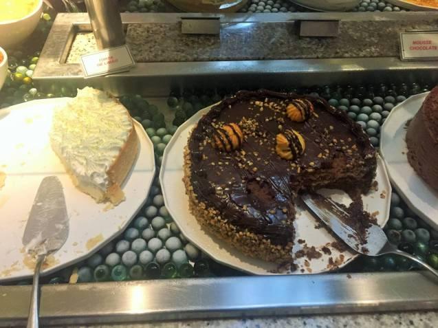Gâteaux brésiliens