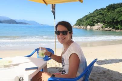 Caïpirinha sur la plage