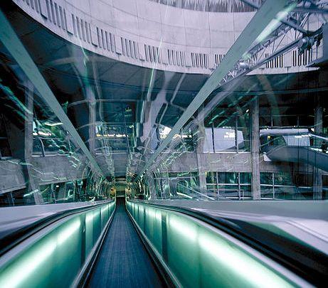 Disparition de l'architecte Paul Andreu