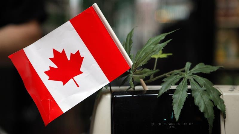 Légalisation totale du Cannabis au Canada
