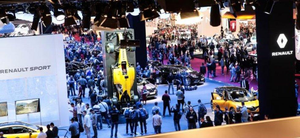 Le Salon de l'auto à Paris déserté par les grands constructeurs mondiaux
