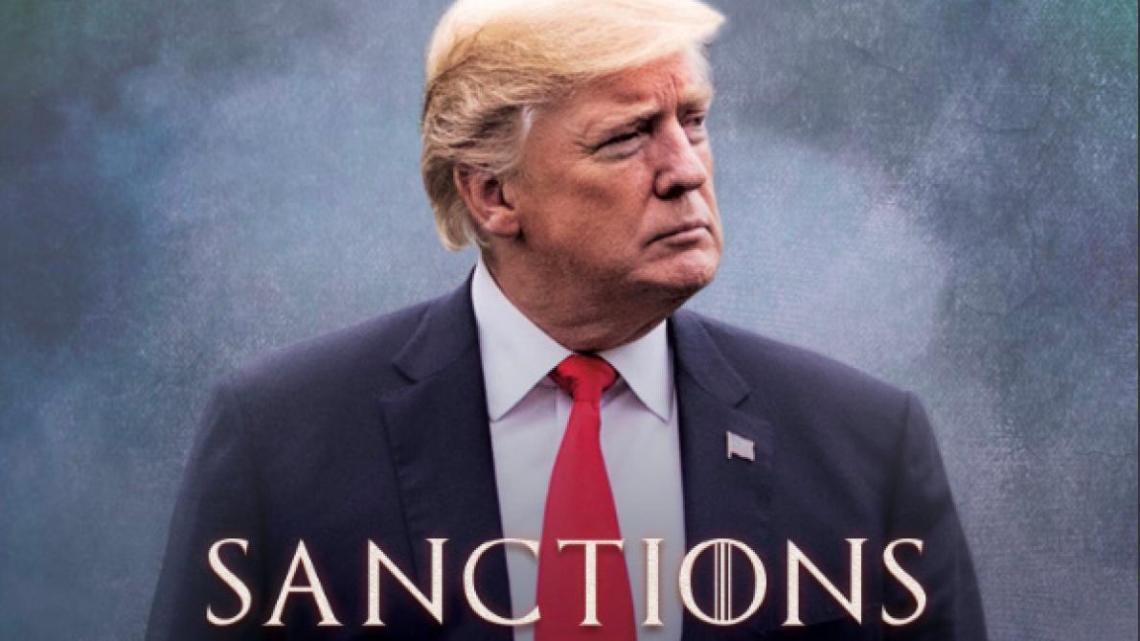 L'arme des sanctions contre l'Iran  touche l'Europe.