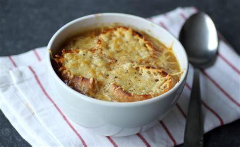 La soupe à l'oignon par Janine