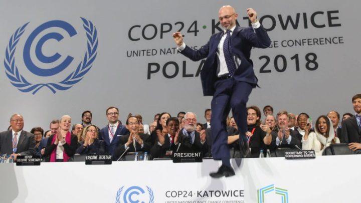 COP24 : des règles clarifiées mais sans ambition