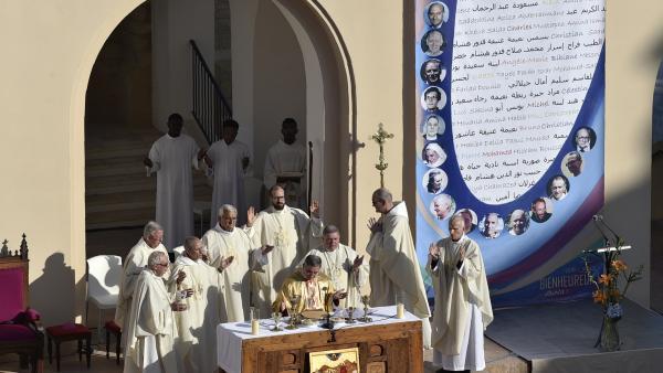 Ces Bienheureux Français d'Algérie