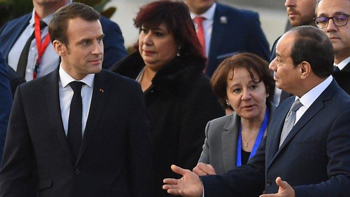 Macron  en Egypte, voyage moral ou immoral ?