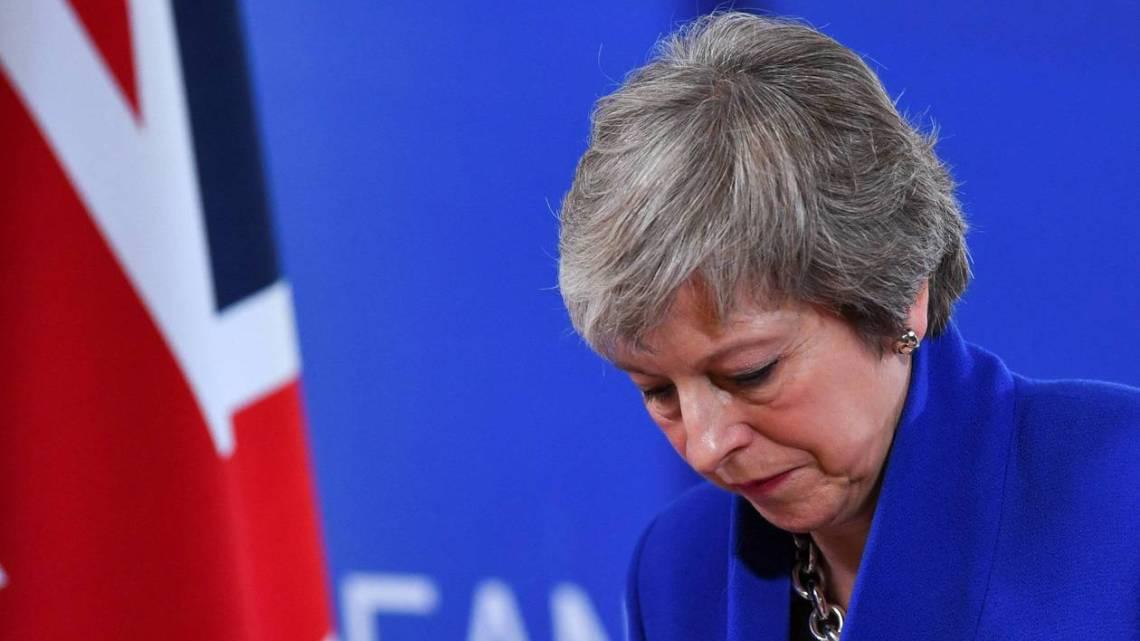 En cas de rejet de l'accord sur le Brexit, May aura trois jours pour en présenter un nouveau