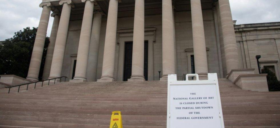 Le shutdown américain menace la croissance