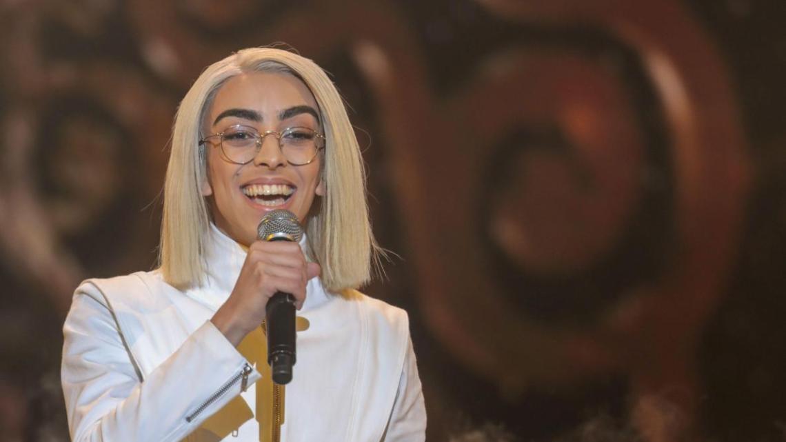 Bilal Hassani, candidat français à l'Eurovision