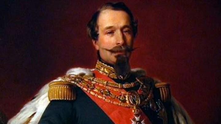 Pour le rapatriement de la dépouille de Napoléon III par JL Gibault