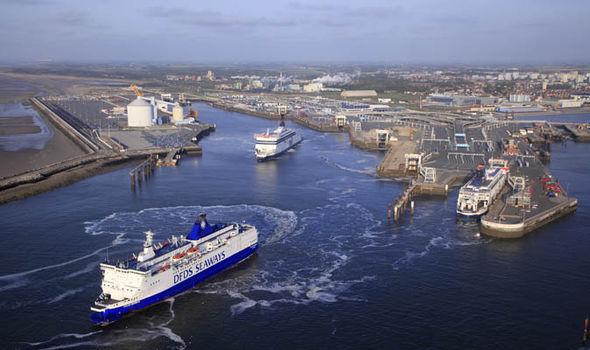 Les ports français dans la tourmente du « no-deal »