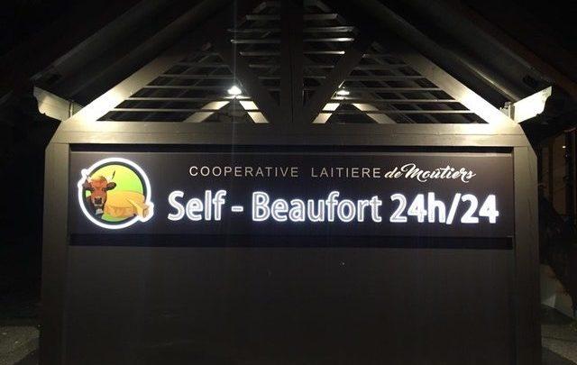 A la gare de Moûtiers, du Beaufort à toute heure