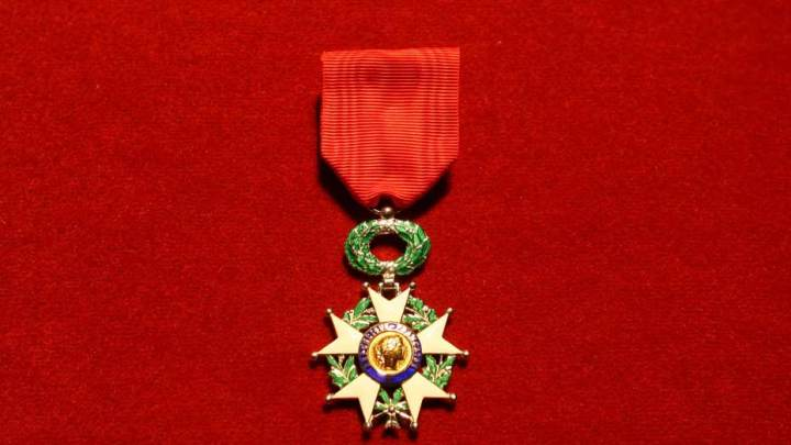 Légion d'honneur: des FdE promus