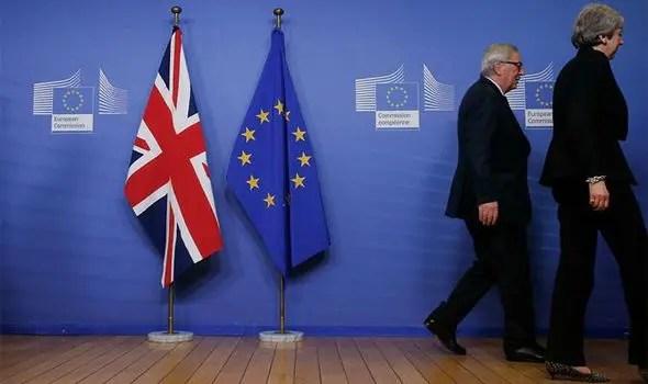 Les négociations du Brexit pourrait être décalées de trois mois