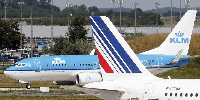 Air France de moins en moins une compagnie française