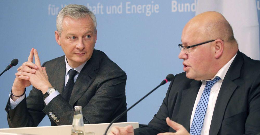 Paris et Berlin réclament une refonte des règles de concurrence après le camouflet Alstom-Siemens