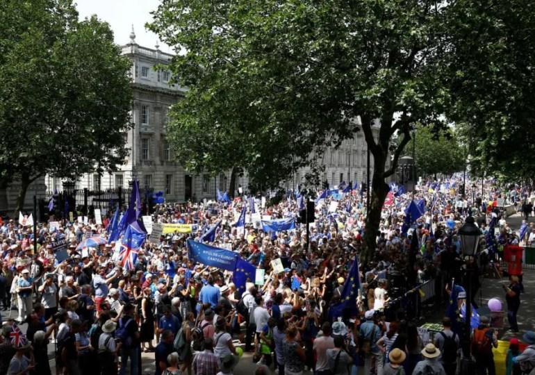 Brexit : l'inquiétude des Français du Royaume-Uni