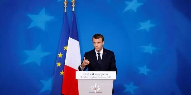 """""""Pour une renaissance européenne"""", la tribune aux européens d'Emmanuel Macron, président de la République"""