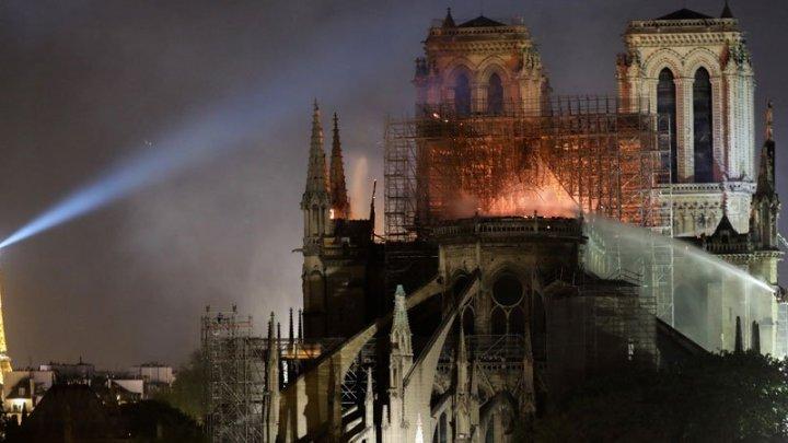Reconstruction de Notre-Dame : mobilisons nous, Français de l'étranger