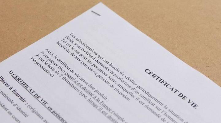 Réforme des certificats de vie : réjouissance où inquiétude ?