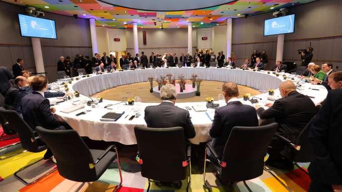Les dirigeants européens opposés à une Commission réduite