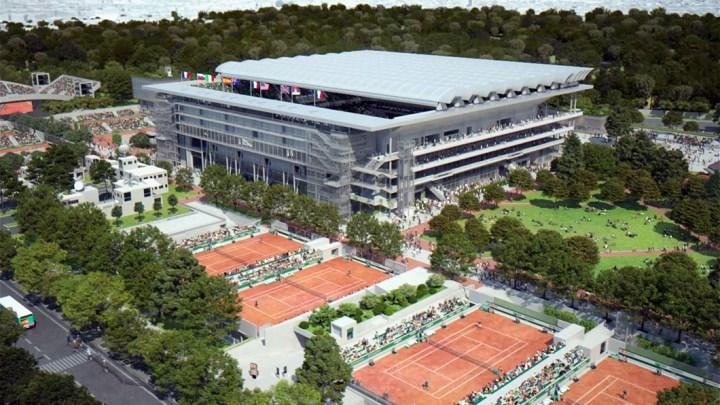Rénovation de Roland Garros : 400 Millions d'euros investis sur 2 ans