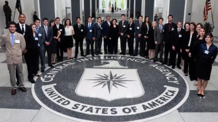 La CIA, toujours aussi riche et inutile.