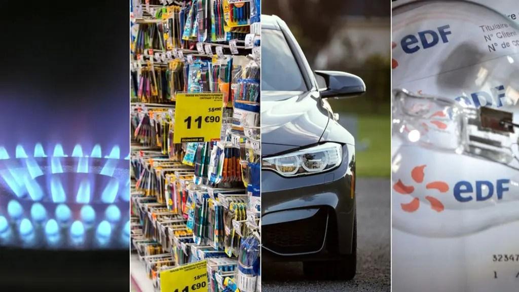 Premier aout : Convertir son auto française : des changements, allocations ce qui change au retour, Energie…