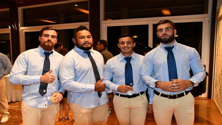 Rugby : les Français du Japon aussi à la fête