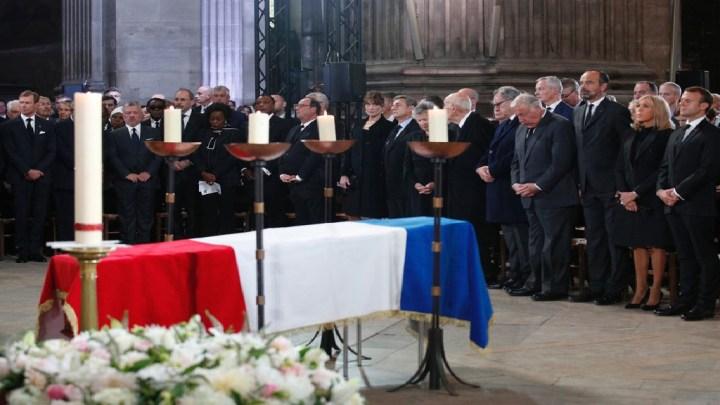 Jacques Chirac : L'hommage de toute une nation – Revivez la journée de deuil national – Videos